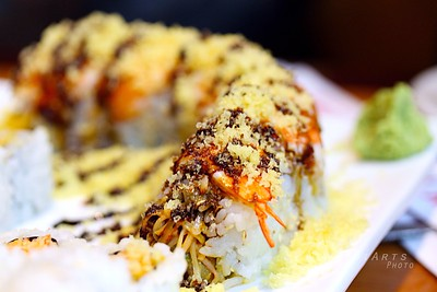 Crunchy Munch Roll