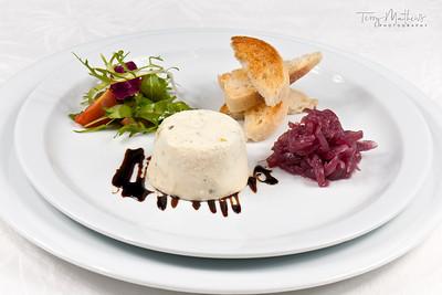 Chef's Presentation dish