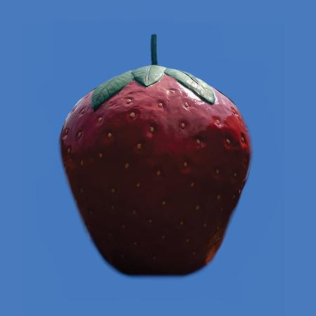 Strawberry, 8'H #6168
