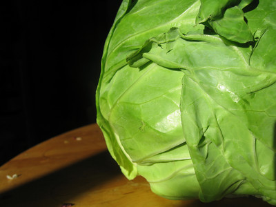 Cabbage centerfold, page 4