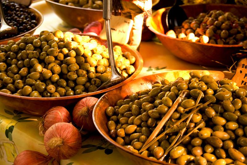 Saturday Market, Arles, France