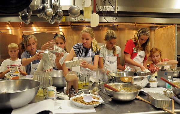 Wynn's Market Summer Cooking Class