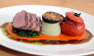 Food shot for Munch restaurant, Mumbles, Swansea.
