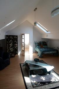 A interior shot using natural light.