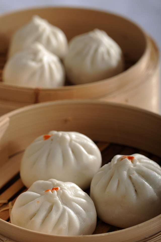 Chinese steam buns