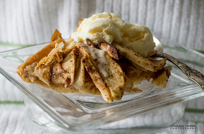 Apple Phyllo Pie