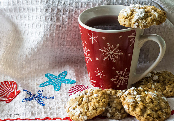 Oatmeal-Coconut Cookies - Catalog #4088