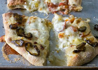 Jalapeno Popper Pizza - Catalog #4070