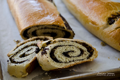 Hungarian Poppy Seed Roll