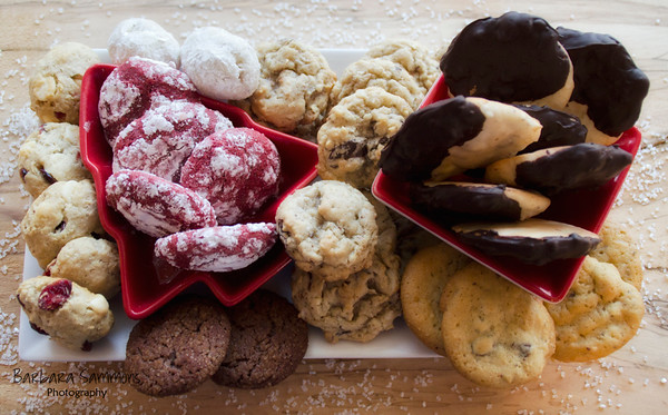 Holiday Cookie Treats