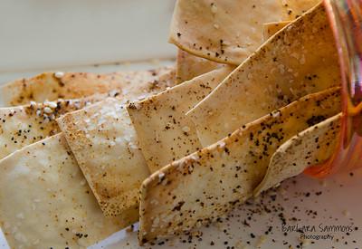 Savory Crackers