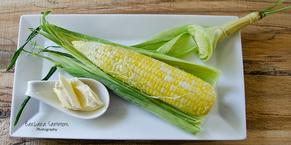 Fresh Summer Corn on the Cob
