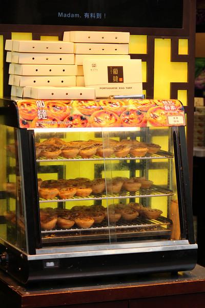 Portuguese Egg Tarts, Macau