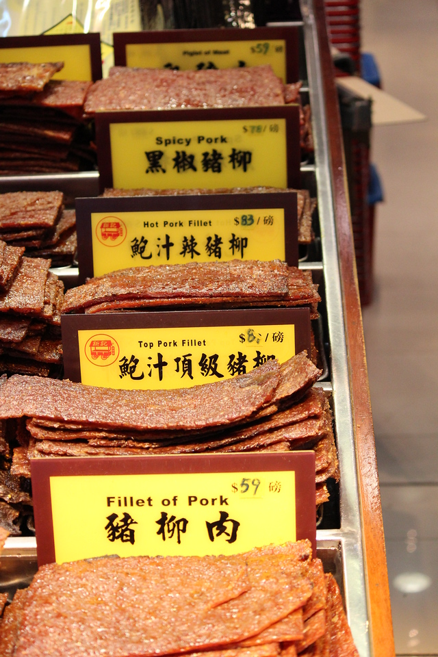 Cured Meats for sale, Macao