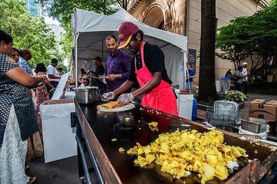 Food Lion Presents - The Festival of India 8-11-18 by Jon Sttrayhorn