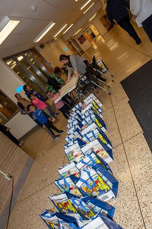 Food Lion Gift Card Giveaway @ Albermarle Elementary School 2-21-19 by Glyn Stanley