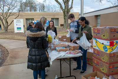 Food Lion Gift Card Giveaway @ Albermarle Elementary School 2-21-19 by Glyn Stanley