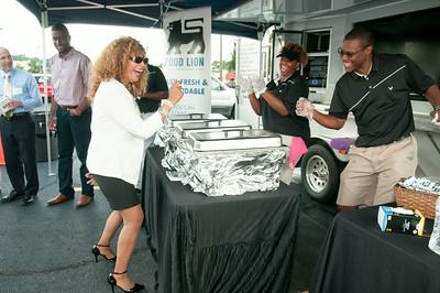 Food Lion LACCC Tapas - Summer Cookout 8-12-14