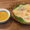 Roti Canai with Curry Sauce