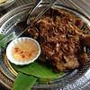 Garlic & Pepper Pork Chop
