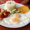 Tocino & Egg (no longer in the menu)