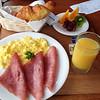 Ham & Egg Breakfast Tray