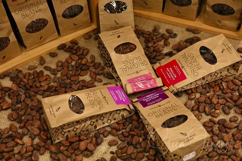 Cacao bønner...