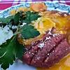 Tartar with egg