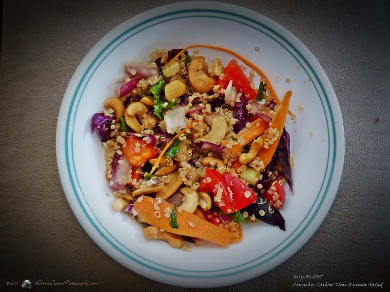 2017-07-04_Crunchy Cashew Thai Quinoa Salad _P1100865