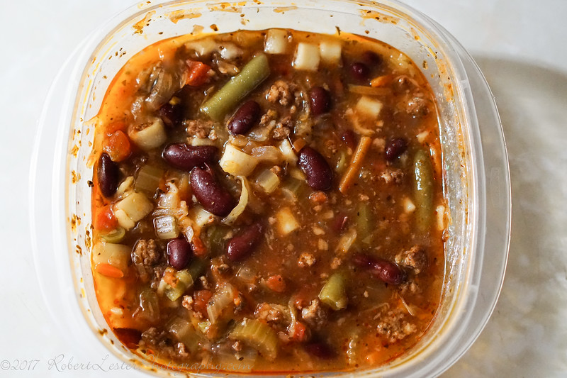 Sandy Malone's Italian Soup