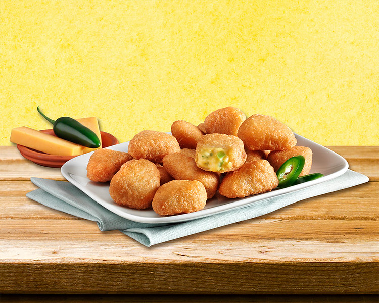 AD Chilli Cheese nuggets 1kg