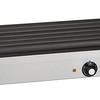 98409901-210645FKI Rullgrill 6 teflonrulliga 230V / 0,95kW 450 mm