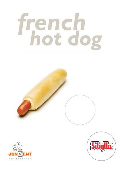 Sibylla french hot-dog