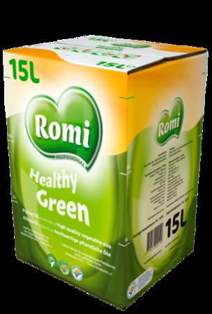 200099  ROMI Healthy Green fritüürõli 15 L