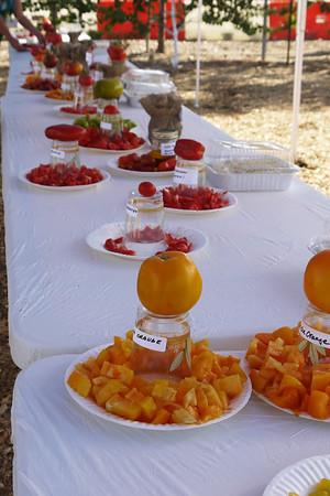 Tomato Event-GreatPark 2012-08-11