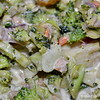 May 27, 2013 (Memorial Day)  HOMEMADE BROCCOLI SALAD