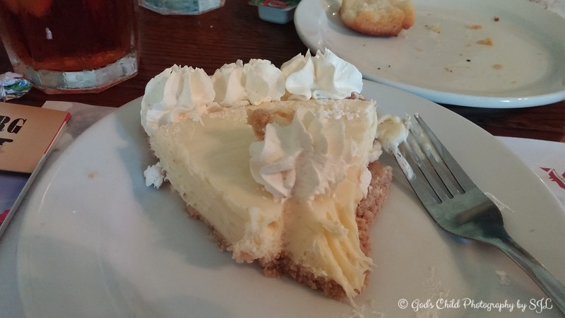 """May 2016<br /> <br /> KEY LIME PIE<br /> <br /> We dined here for the first time on the recommendation of one of my hubby's friends. Although my hubby and I ordered the same entree' (Creamy Chicken Alfredo Grilled and a creamy alfredo sauce over fettuccine pasta), but only I ordered the key lime pie for dessert. It was not good.<br /> <br /> Walnut Hills Restaurant<br /> 1214 Adams Street<br /> Vicksburg, MS<br /> Official website: <a href=""""http://walnuthillsms.com"""">http://walnuthillsms.com</a><br /> The menu: <a href=""""http://walnuthillsms.com/menu.html"""">http://walnuthillsms.com/menu.html</a>"""