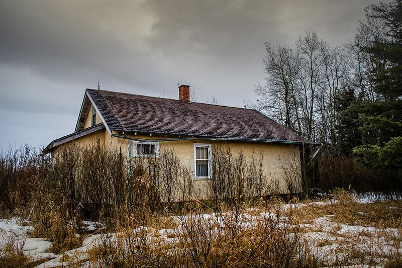 Hoe House Farmhouse