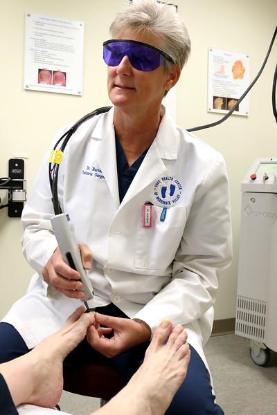 Foot Dr. Teresa Burtoft