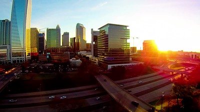 sunrise morning in charlotte nc