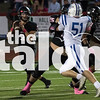 The Argyle Eagles take on Decatur  at Argyle Highschoool in Argyle, Texas, on October 13, 2017. (Quinn Calendine / The Talon News)