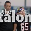 Eagles take on Hirschi for Eagles vs. Hirschi at Argyle High School  in Argyle, Texas, on November 3, 2017. (GiGi Robertson  / The Talon News)