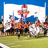 The Argyle Eagles defeat the Melissa Cardinals at Argyle High School on October 2, 2020. (Nicholas West | The Talon News)