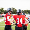 The Argyle Eagles defeat the Melissa Cardinals at Argyle High School on October 2, 2020. (Nicholas West   The Talon News)