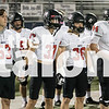 The Eagles play against the Paris wildcats at Paris Stadium  in Paris,Texas, on September 29, 2017. (Quinn Calendine / The Talon News)
