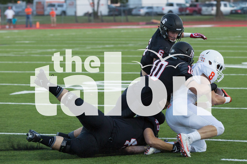Eagles take on Celina on Thursday, Sept. 8 at Argyle High School in Argyle, TX. (Caleb Miles / The Talon News)
