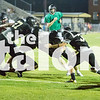 Eagles vs. Cleburne scrimmage at Tigers Stadium on 8/21/15 in Cleburne, Texas. (Photo by {Creator/Photographer} / The Talon News)
