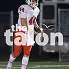 The Eagles take on Estacado at the Burkburnett High School on Nov. 18, 2016 in Burkburnett, Texas. (Christopher Piel/The Talon News)