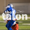 The Eagles take on Estacado at the Burkburnett High School on Nov. 18, 2016 in Burkburnett, Texas. (Christopher Piel/The Talon News)