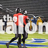 Argyle Eagles play La Vega Pirates in round four at Don Floyd Stadium in Midlothian, Texas, on December 7, 2018. (Jordyn Tarrant / The Talon News)